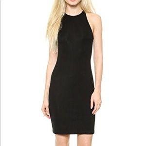 Acne Studios Nadi Racer Back Dress Black Size M